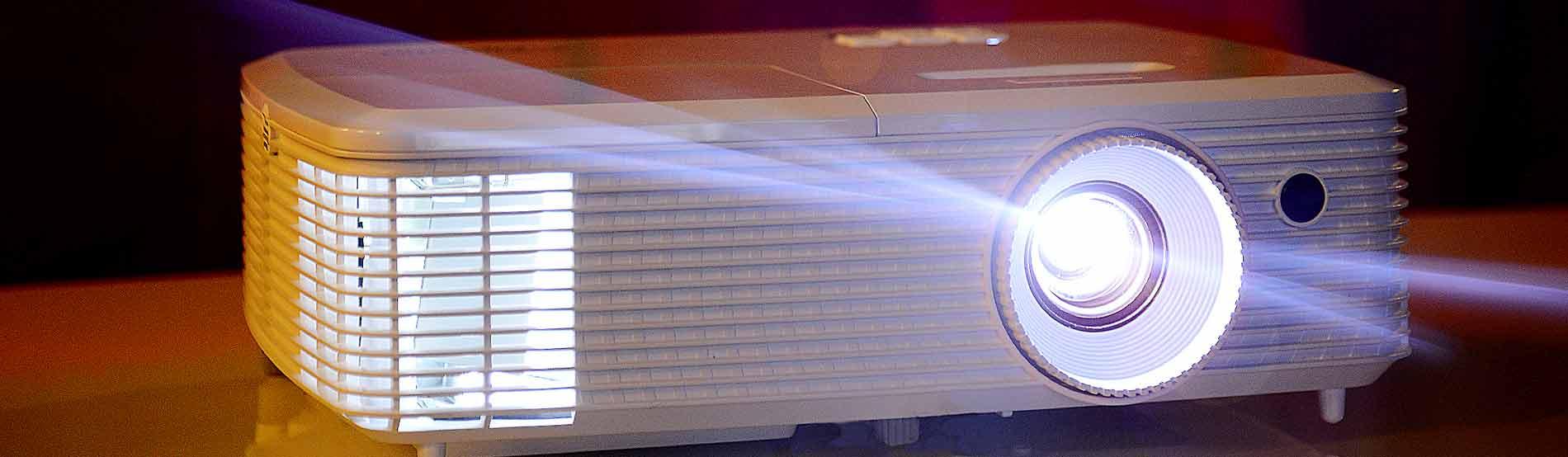 Projektoren für jeden Zweck